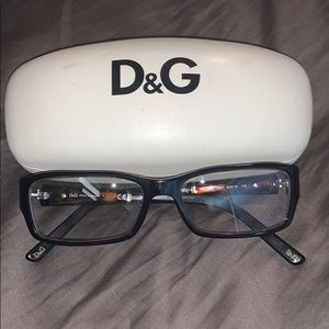 Dolce & Gabbana Eyeglasses Frame and case